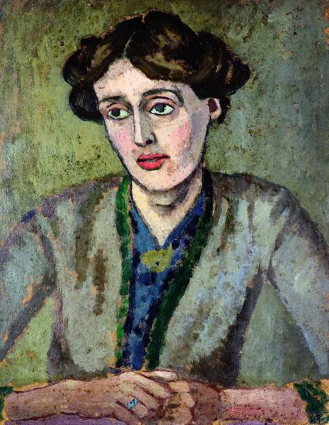 Woolf, 1917 Roger Fry