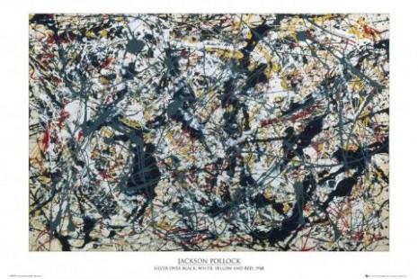 Džekson Polok – otac akcionog slikarstva