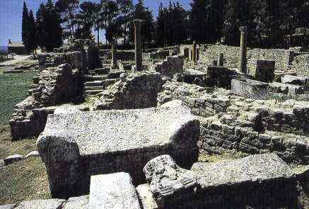 Rimsko carstvo je postojalo i u srednjem veku
