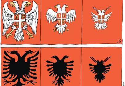 Albanija i Srbija III