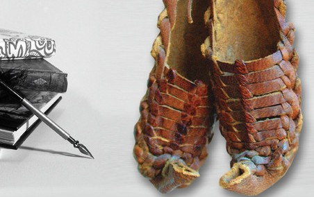 У лакованим ципелама, а намигују на опанке
