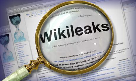 Wikileaks – Порекло тајне