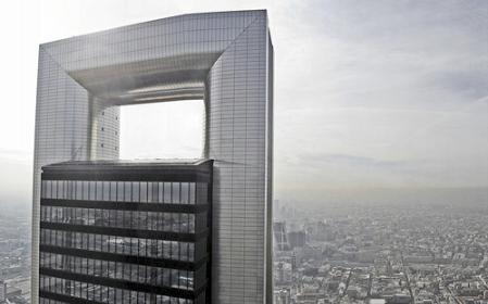 Norman Foster – Torre Caja Madrid