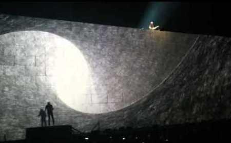 Roger Waters & David Gilmour & Nick Mason – O2 Arena 12. May 2011.