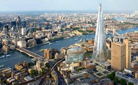 The Shard, London – Renzo Piano