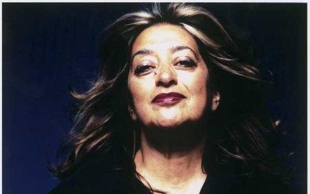 Zaha Hadid, Lady Gaga arhitekture