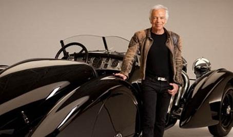 Ralf Lorenov ekstravagantan, eskluzivan, luksuzan 'vozni park'