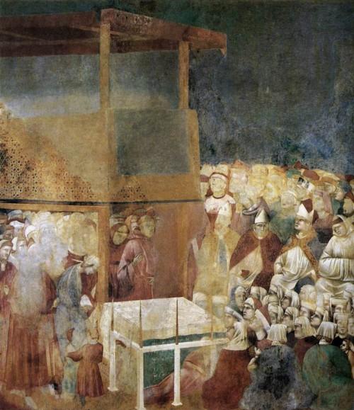 Giotto di Bondone / Djoto /  - Page 2 Legend-of-St-Francis-24.-Canonization-of-St-Francis-500x579