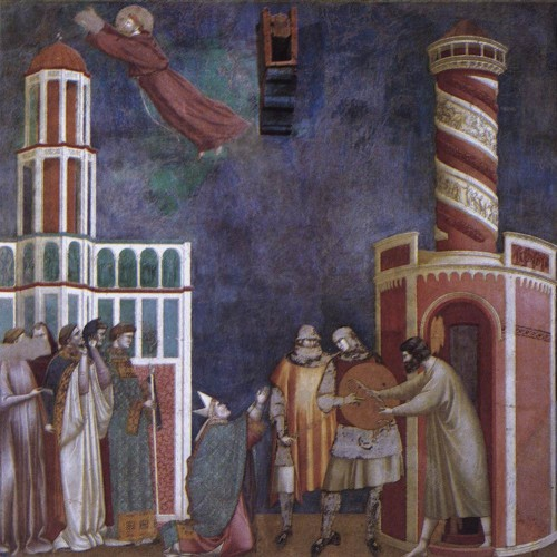 Giotto di Bondone / Djoto /  - Page 2 Legend-of-St-Francis-28.-Liberation-of-the-Repentant-Heretic-500x500