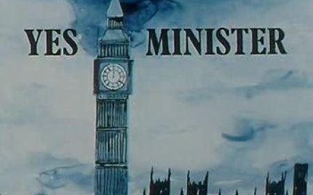 """Lynn o """"Da, ministre"""""""