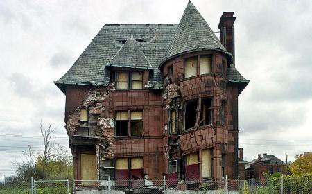 Ruševine Detroita