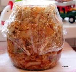 Kimchi/김치/ à la majloV