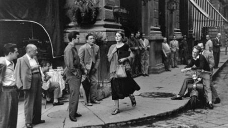 Amerikanka u Italiji – Rut Orkin