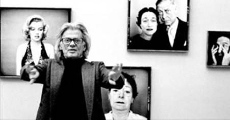 Ričard Avedon i pisci