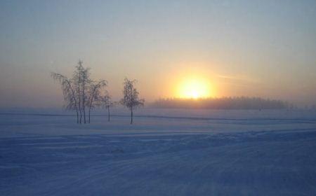 Sibir je to