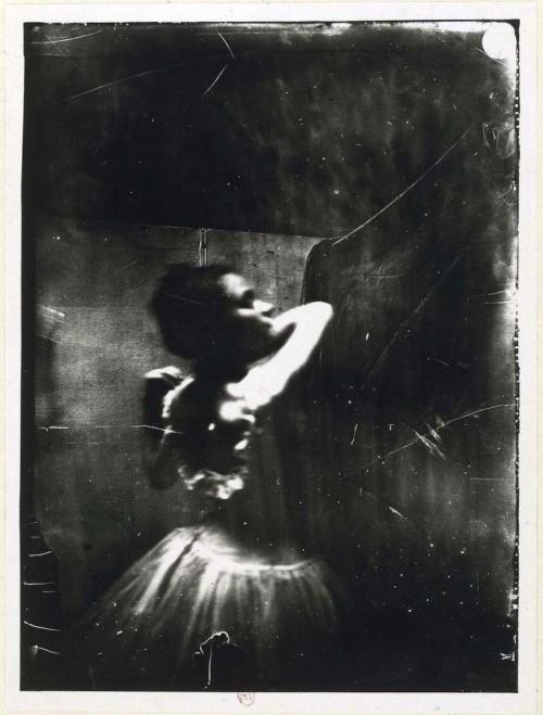 fotografija Edgar Degas