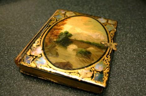 primer ukrasnih kutija u kojima se čuvala dagerotipija
