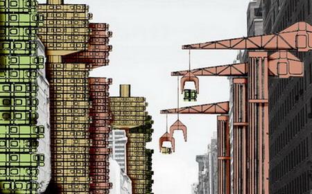 """""""Plug-In"""" град – од некадашње утопије до данашње реалности"""