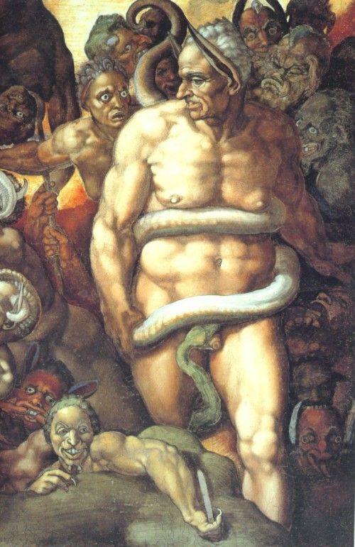 Michelangelo-minos2