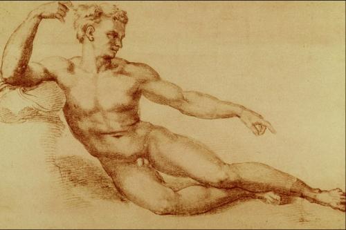 Studio_di_Nudo_-_Michelangelo_Buonarroti