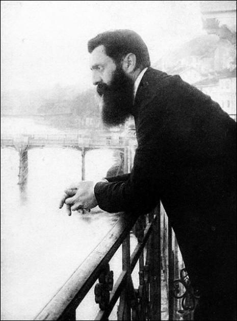 Theodor Herzi – Idejni tvorac današnje države Izrael
