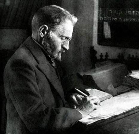 Eliezer Ben Jehuda – Tvorac modernog hebrejskog jezika