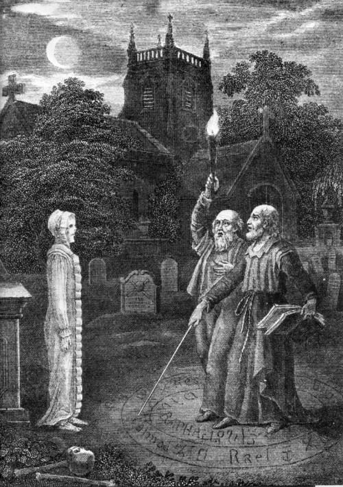 Di i Keli u ritualnom činu
