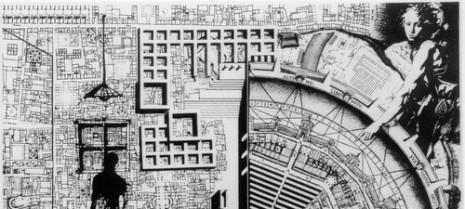 Aldo Rossi, La città analoga, 1976