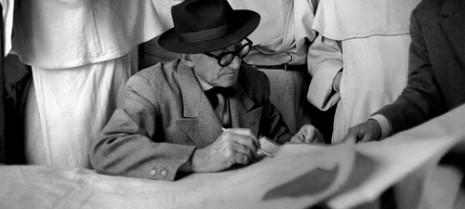 http://en.wikipedia.org/wiki/Le_Corbusier