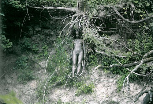 Ana Mendieta-Tree of Life-1979
