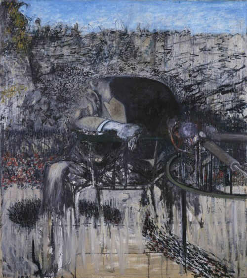 Figura u pejzažu (Figure in a Landscape, 1945)