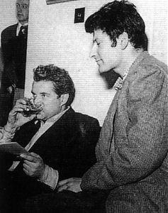 Frensis Bejkon i Lusijen Frojd, 1952