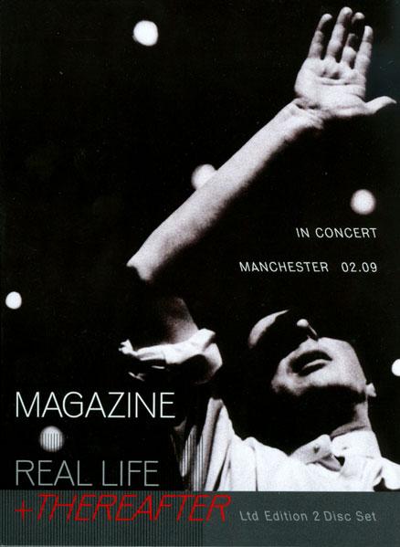 Magazine plakat za gig