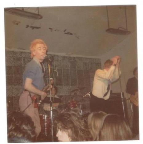 buzzcocks electric circut 1976