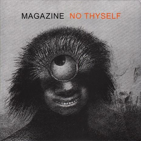 magazine no thyself cover