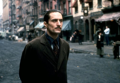 The Godfather movie image Robert De Niro