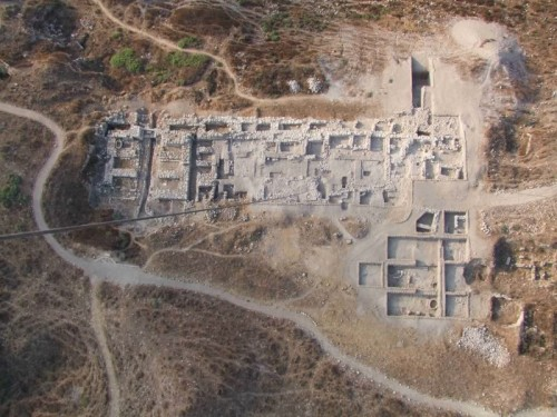 Lokalitet Gezer