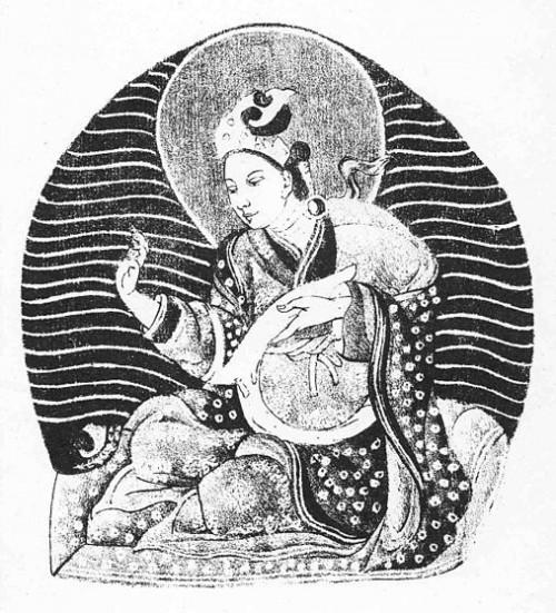 Rigden Takpa, skriveni Vladar