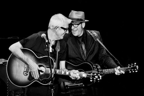 elvis and nick lowe