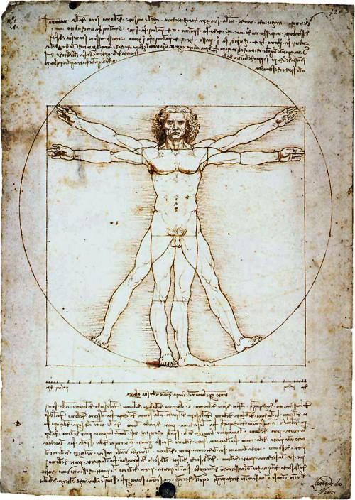 Leonardov Vitruvijski čovek