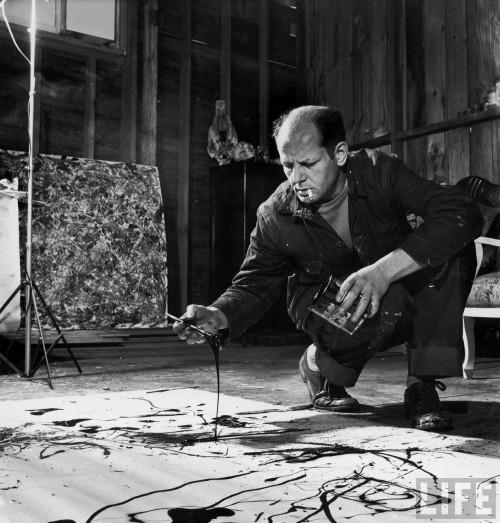 J.Pollock - 'An American Idol'