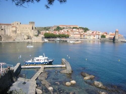Collioure photo -port
