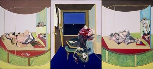Triptih inspirisan poemom T.S. Eliota (Triptych Inspired by T.S. Eliot's Poem 'Sweeney Agonistes') 1967