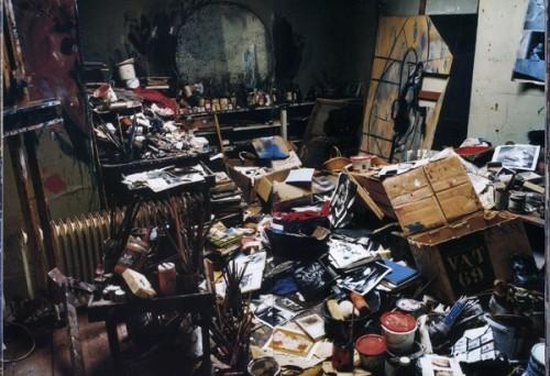 Bejkonov nestvarni atelje, Južni Kensington