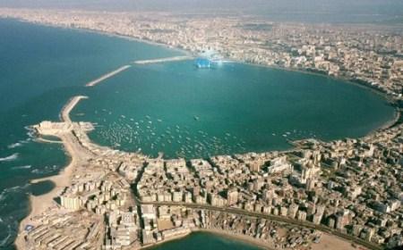 Pogled na Aleksandriju