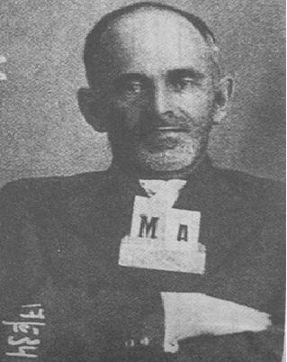 Osip Mandeljštam 1935.