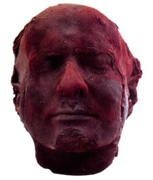 Autoportret od smrznute krvi