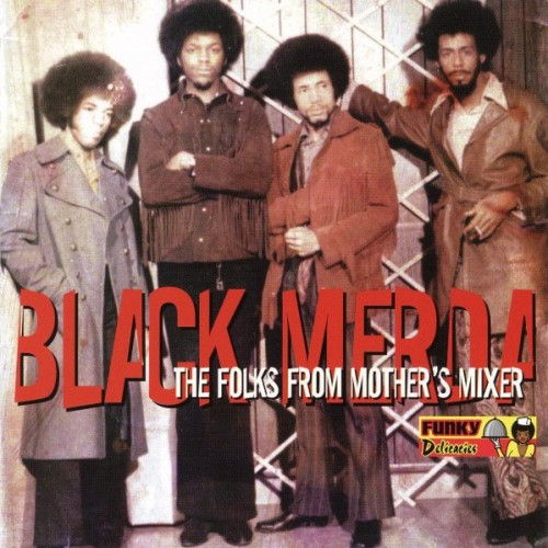 Black Merda - Front