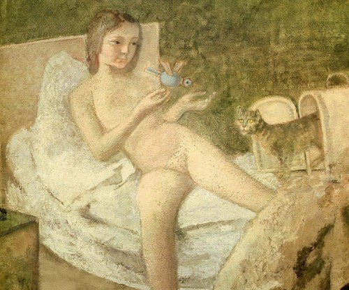 Balthus, Getting Up