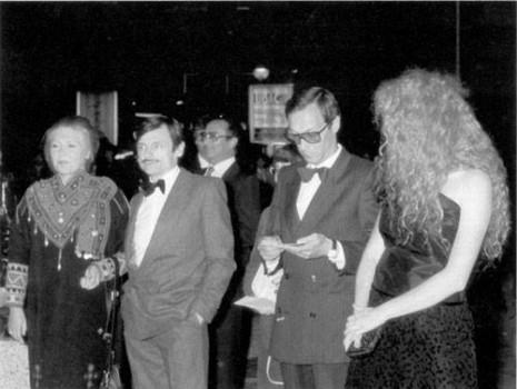 Première NOSTALGHIA Cannes Festival 1983